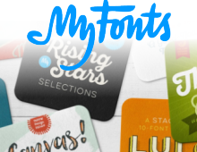 click to myfonts site