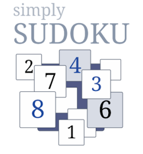 icon to click to play Simply Sudoku